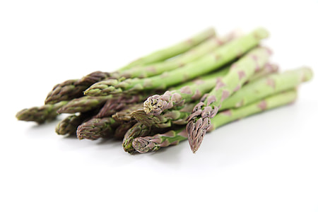 green asparagus lot