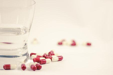 Drugs capsules
