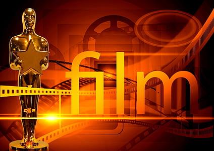 film award advertisement