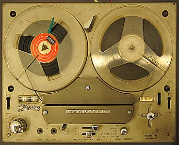 Retro Audio Machine