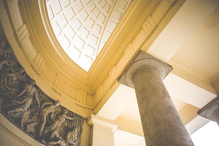 In Temple of Apollo, Czech Republic