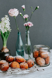 Pączki - Traditional polish doughnuts
