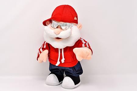 Santa Clause figure
