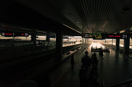 Train Railway Station