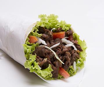 Close-up of Fresh Salad