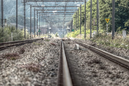 train railway photograph