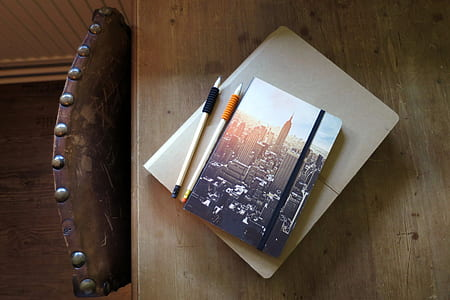 Empire State Building binding book