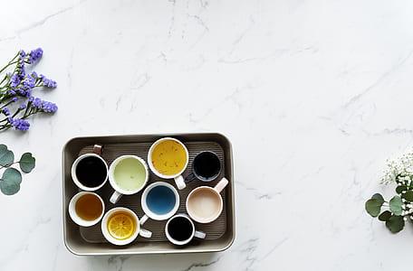 liquid filled mug lot