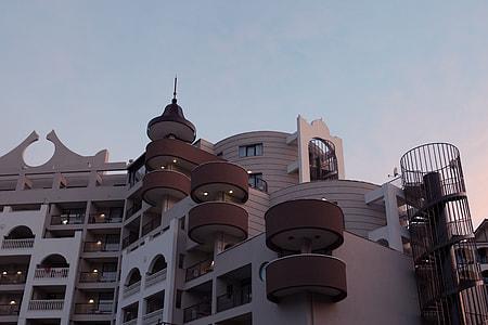 Hotel in Sunny Beach, Bulgaria