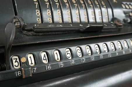 closeup photo of black metal tool