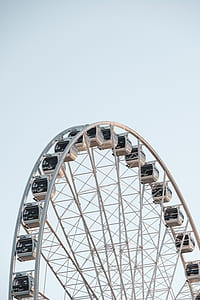ferris wheel during daytime