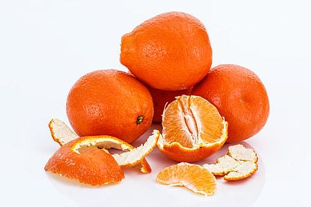 assorted oranges