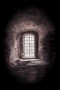 selective focus of window