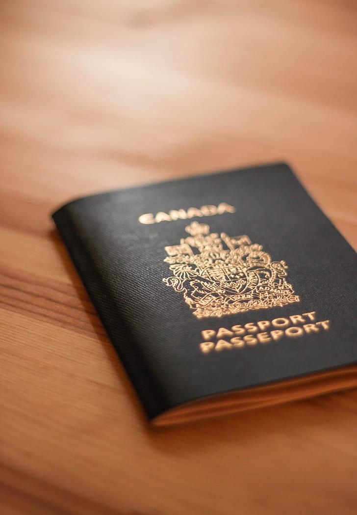 Canada Passport Passeport