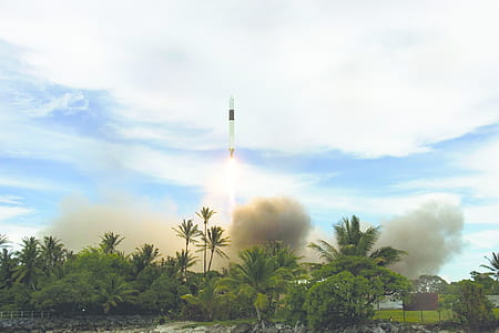 Rocket Launch Photo