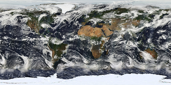 world weather system photo