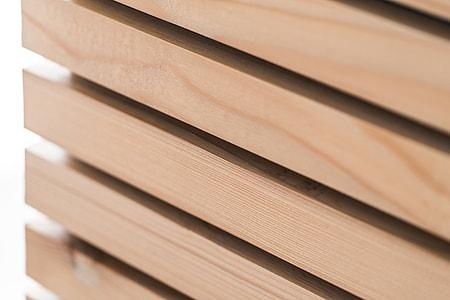 Wooden Lines Modern Interior Design Pattern