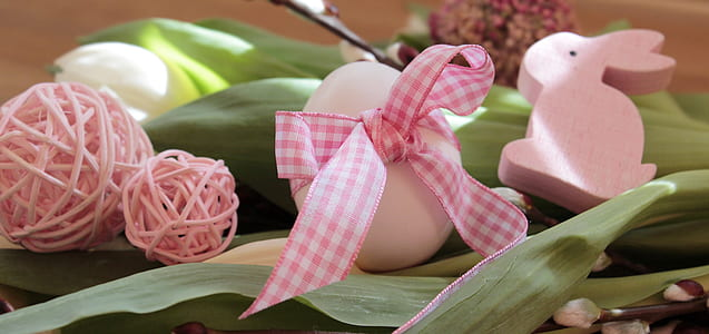easter egg, easter, willow catkin, egg, decoration, easter greeting