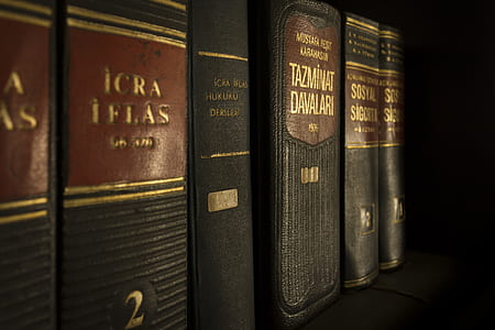 black-and-brown book series