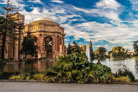 Palace of Fine Arts Theater, California
