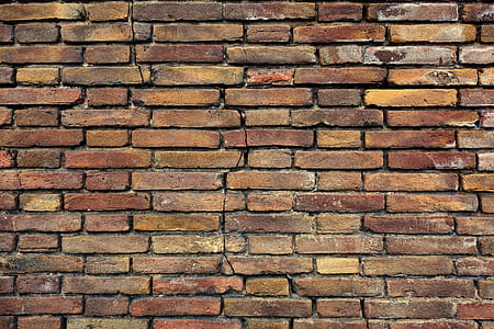 brown wall bricks