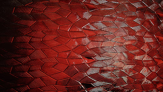 pattern, backgrounds, abstract, red, geometric shape, backdrop