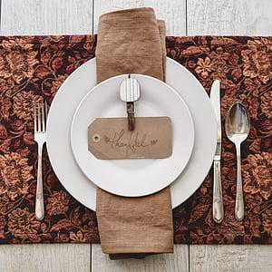 dinner dining set