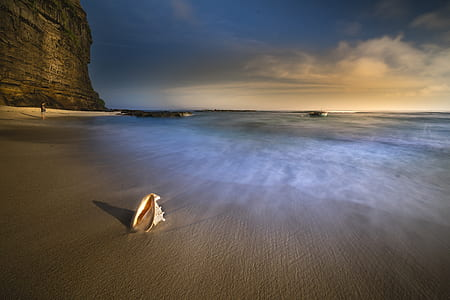 seashore photograhpy