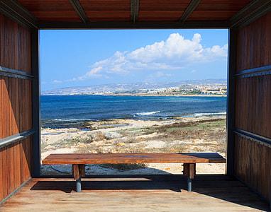 rectangular wooden chair