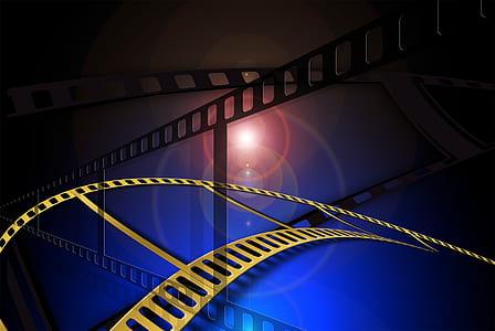 movie film graphic art
