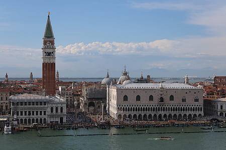 San Marco Companille and Doge's palace