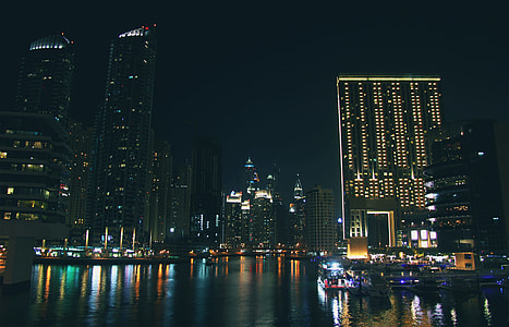 Marina Lights, Dubai