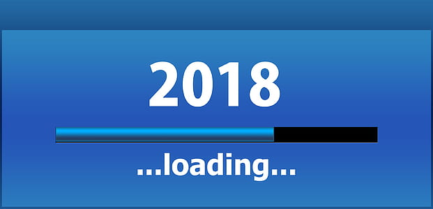 2018 loading illustration
