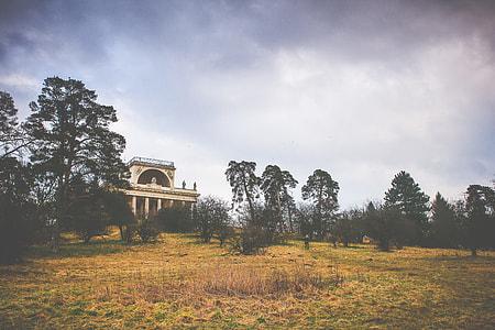 Temple of Apollo (Czech Republic) Scenery