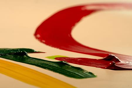 paint, streak, color, design, texture, backdrop