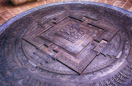 buddhism, mandala, kalachakra, spiritual, geometry, religion