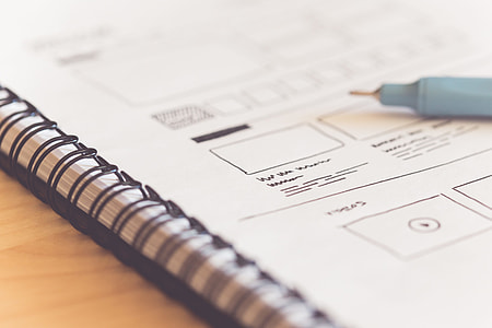 Web Design Sketch Ideas