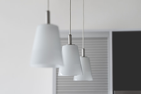 Interior Design Studio Lighting Minimalist Showroom