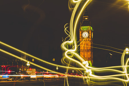 Big Ben Night Lights