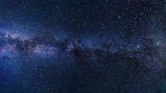 photography of nebula
