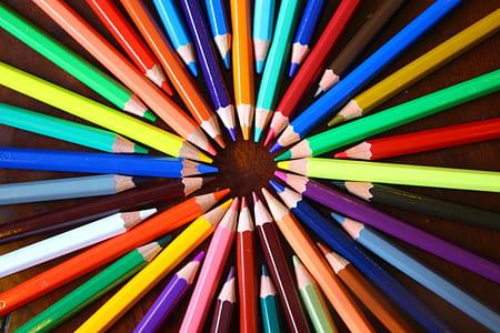 colored pencil lot