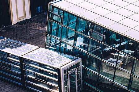 solar panel near door