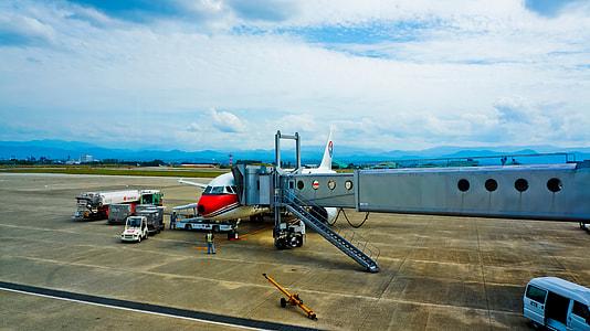 airplane, air Vehicle, airport, transportation