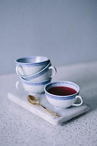 Coffee, Tee, and Cream Puffs