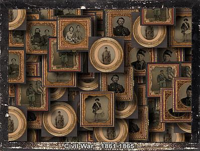 1861-1865 Civil War photos