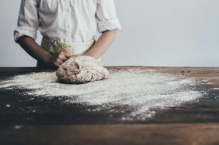Ready to bake bread
