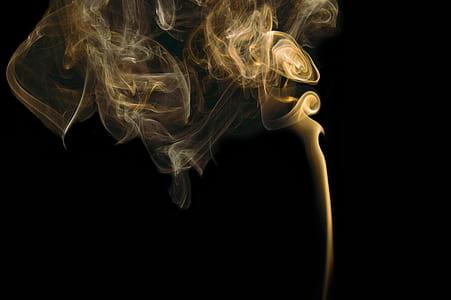 smoke graphic wallpaper