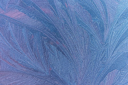 blue and purple abstract illustration