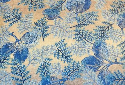 fabric, patterns, background, blue, design, texture