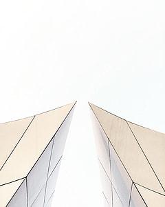 white rectangular illustration